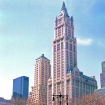 Woolworth Building,                   Marjorie Pearson, 2006