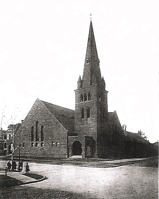 Dayton Avenue Presbyterian Church, Dayton Avenue Presbyterian Church, Another view