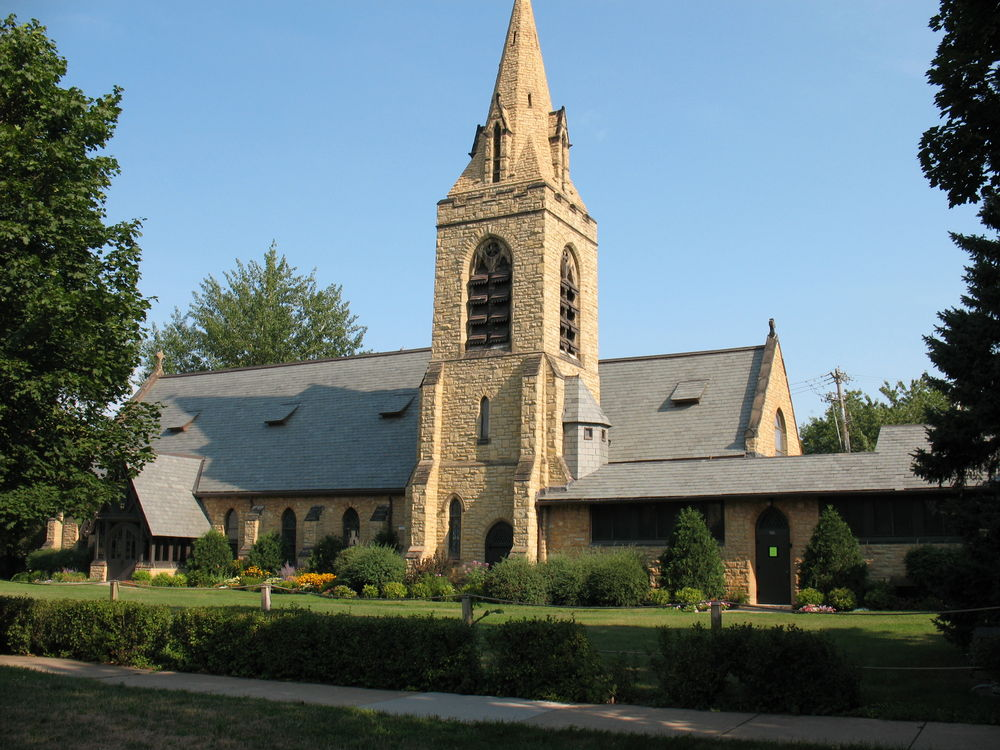 St. Clement's Episcopal Church, St. Clement's Church, Marjorie Pearson
