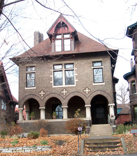 C. Livingston House, 339 Summit Ave, 2006