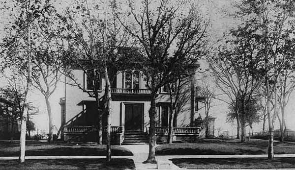 Driscoll House, Driscoll House, 1888