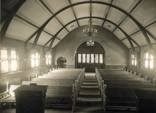 Virginia Street Church, Photo: Minnesota Historical Society